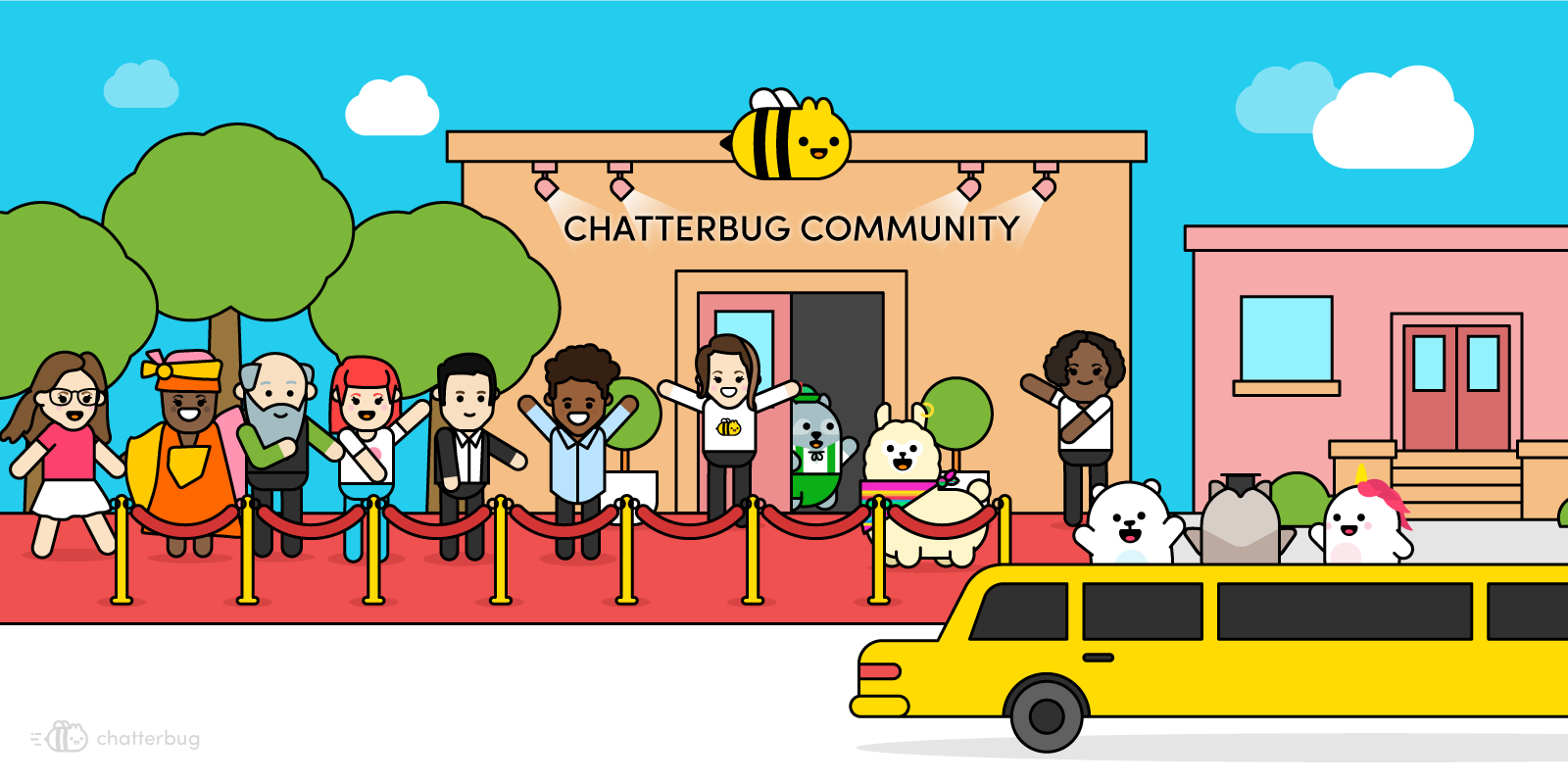 Introducing the Chatterbug Community Forum image