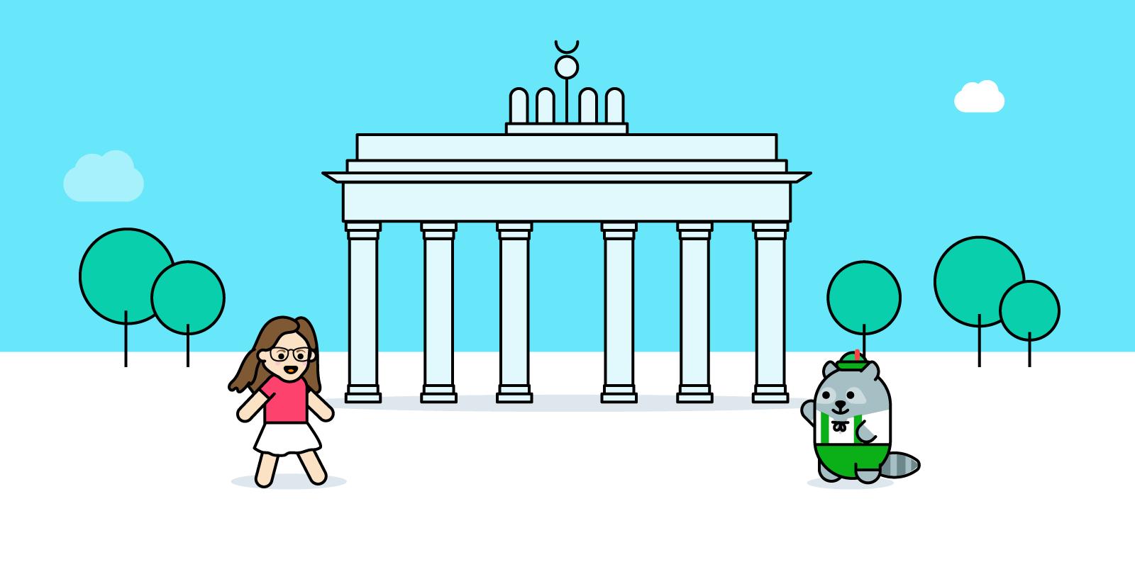 How Germany Changed My Latina Habits image
