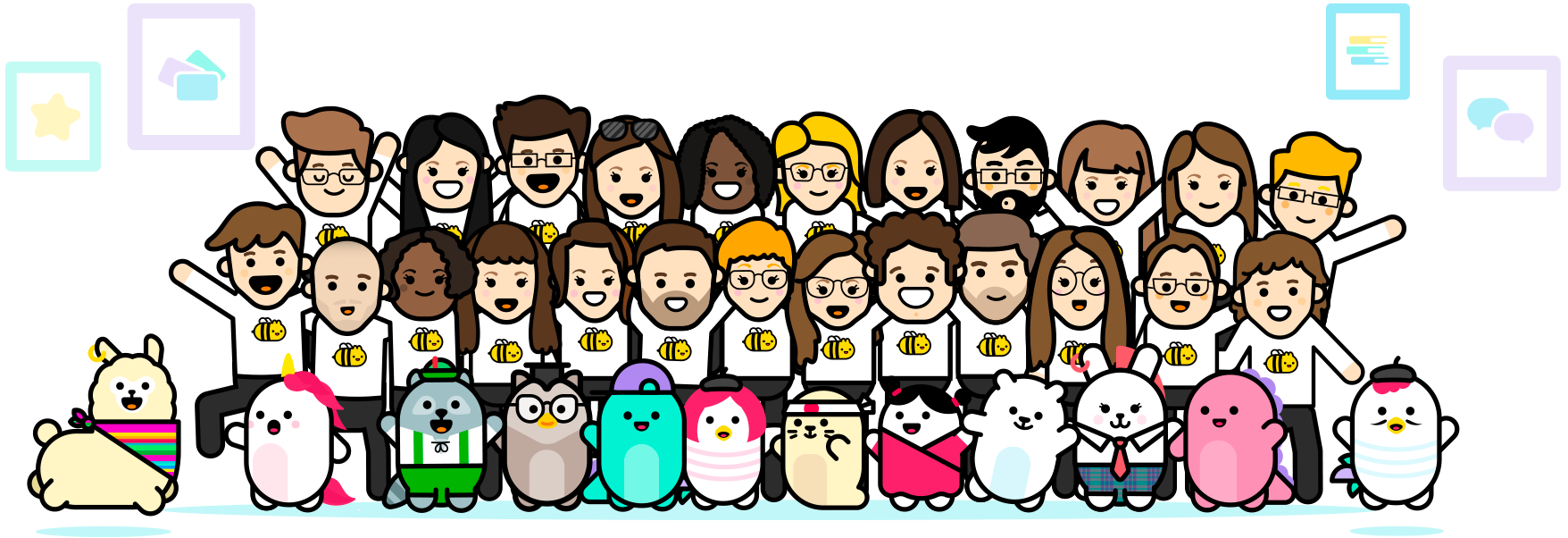 The Chatterbug Team