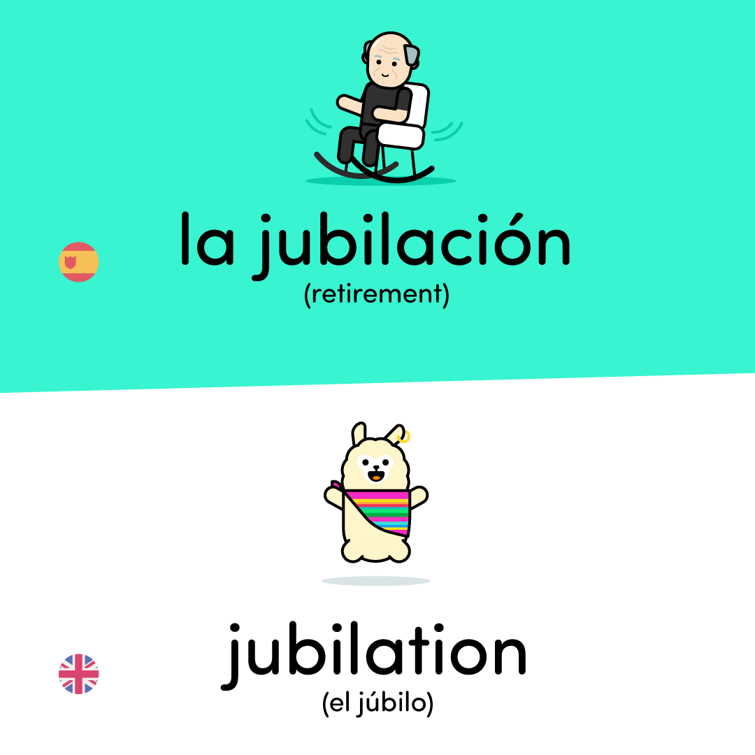 jubilation or jubilacion