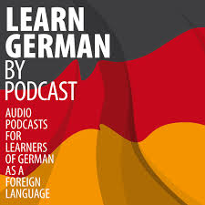 Learn German by podcast logo